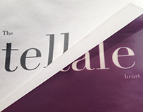The tell tale heart - Diseño editorial.