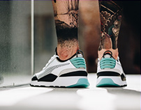 PUMA RS-0 from the re-Invenstion pack!
