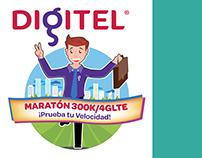 DIGITEL: Propuesta KV para Maratón de Ventas y ATC