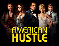 """Bannery """"American Hustle"""" - Imperial-Cinepix"""