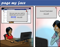 Page My Face
