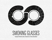 Smoking Glasses EP Design