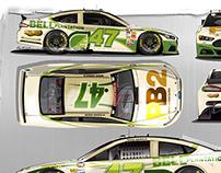 Bell Plantation K&N Pro Series Car