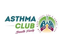 Asthma Club - Logo Design