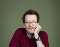 writer Yann Martel