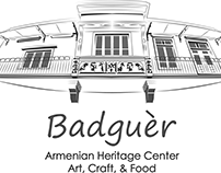 Badguer Restaurant Event Posters