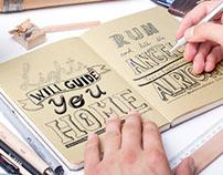 Letterings Portfolio - Parte 2