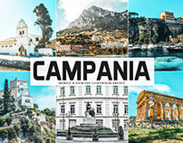 Free Campania Mobile & Desktop Lightroom Preset