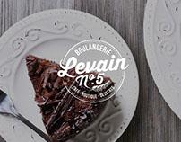 Design Web - Boulangerie Levain No5