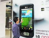 Contenidos Multimedia | Touch Screen