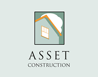 Asset Construction Logo