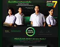 Dek-D.com :: BAR7 BRAND'S Admission Reality 7