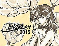Inktober 2015 (on-going)