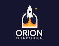 Orion Planetarium - Visual Identity