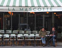 LA MASCOTTE • Brasserie