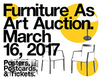 KDUR's Furniture As Art Auction | 2017