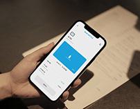 Blue Bottle UX/UI Mobile App Concept