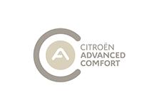 CITROËN ADVANCED COMFORT, brand identity