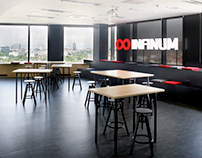 New office of a software company Infinum