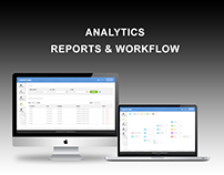 Analytics Reports and Process Flow