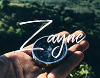 Zayne - Free fresh urban font