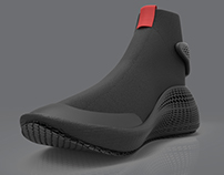 Hakbang: 3D Printed Footwear Design
