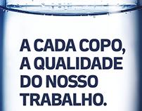 Anúncio Jornal - Dia Mundial da Água