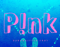 P!nk – Handwritten Font