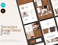 Brand Sheets
