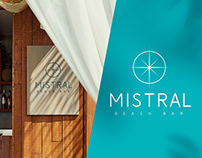 """Mistral"" is a new beach bar located in Dubai, UAE."
