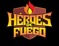 CÓMIC HÉROES DE FUEGO