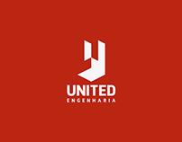 Logotipo United Engenharia