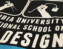 Official Finlandia University Art & Design T-Shirt