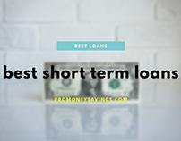 Best Short Term Loans for Americans