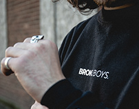 Broke Boys Uk (Hoodie Launch)