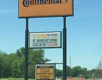 Continental Tire Projects