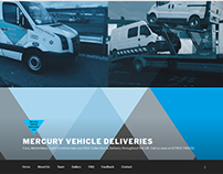 Mercury Vehicles Website
