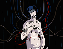 Venus/Ghost in the Shell