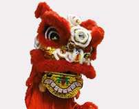 Chinese Lion & Dragon Dance