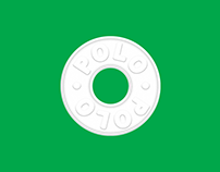 Nestlé Polo Mints - Re-illustrated