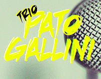 TRIO PATO GALLINI