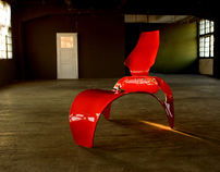 FURNITURE DESIGN: Tongue Chair