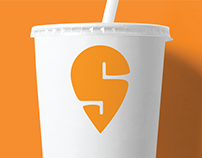 Swiggy - Branding for Food Tech
