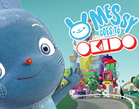 Messy goes to Okido Series 2
