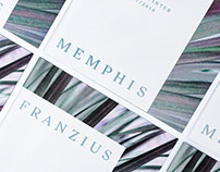 Franzius Lookbook – Art Direction, Design