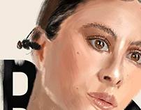 Digital painting - Poster