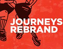 Journeys Rebrand