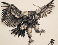 Armored Vulture