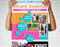 Poster school: Festival