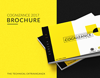 Brochure Design | Cognizance 2017